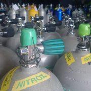 Air & Nitrox Fills