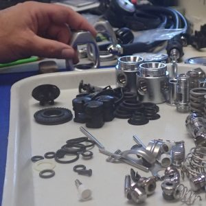 Scuba Equipment Repair
