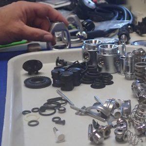 Scuba Equipment Repair