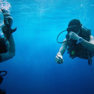 SSI PADI Instruction