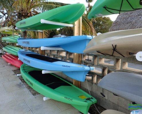Kayak and Paddle-board Rental